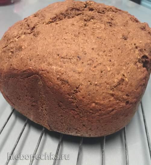 Ржаной/пшеничный/амарантовый заварной хлеб в хлебопечке