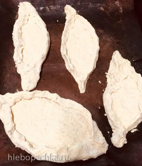 Хачапури - лодочки для худеющих