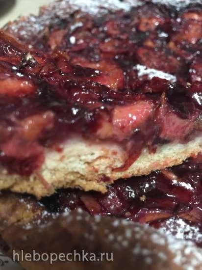 Тарт с красным вином в пиццамейкере Princess 115001