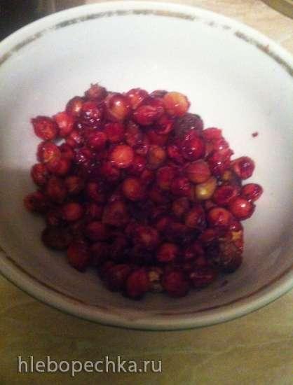 Подготовка вишневых косточек для дальнейшего использования в сухой грелке