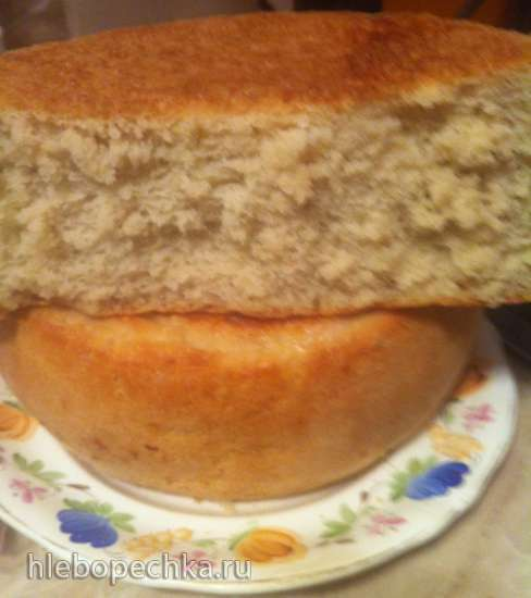 Хлеб без замеса в скороварке Штеба