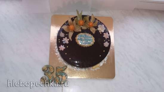 Торт Тропический микс