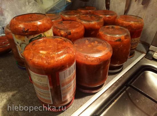 Килька в томате консервированная