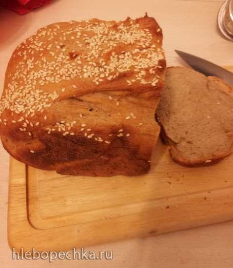 Багет пшенично-гречневый