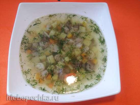 Царский суп