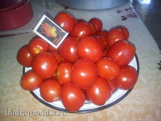 Помидоры в собственном соку (Tomatoes in own juice)