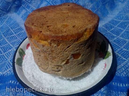 Хлебные куличи (для изящных лакомок и не только)