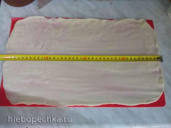 Хлебные змейки (прибор для выпечки Tortilla Chef 118000 Princess, мини-печь DeLongy XU 440, ХП Moulinex OW 6002)