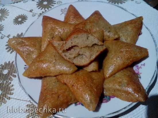 Драники (по рецепту Ганны Грабовской) (Samboussa maker от Princess)