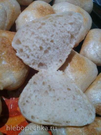 Чиабатта Тортильяна (прибор для выпечки Tortilla Chef 118000 Princess)