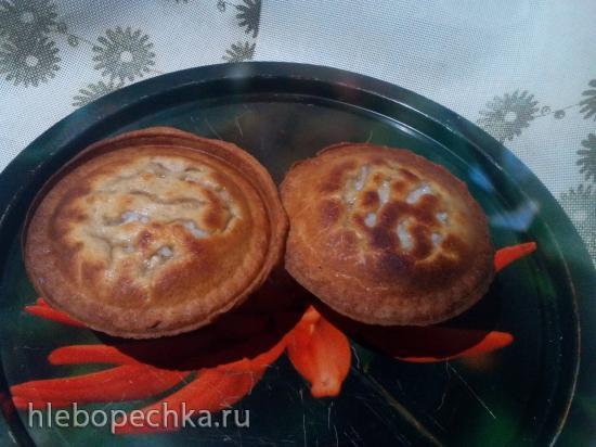 Валаамский рыбный пирог