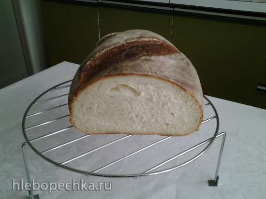 Хлеб на кислом молоке