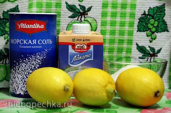 Лимонное мороженое по рецепту Дэвида Лейбовица