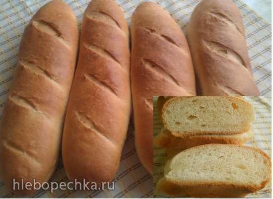 Хлеб белый итальянский Subway
