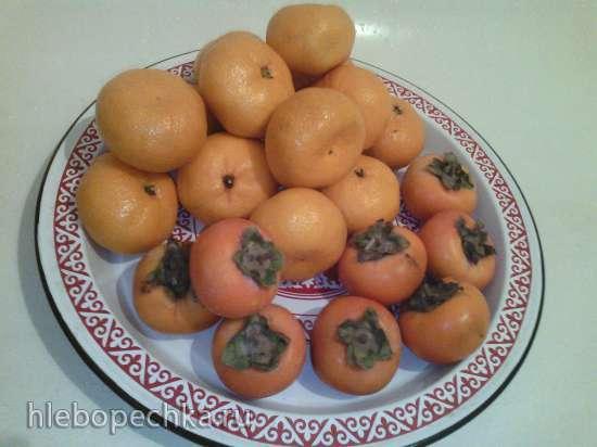 Фрукты сладкие «candied fruits (glace fruits)»