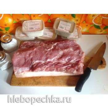 Сыровяленое мясо для ленивых.