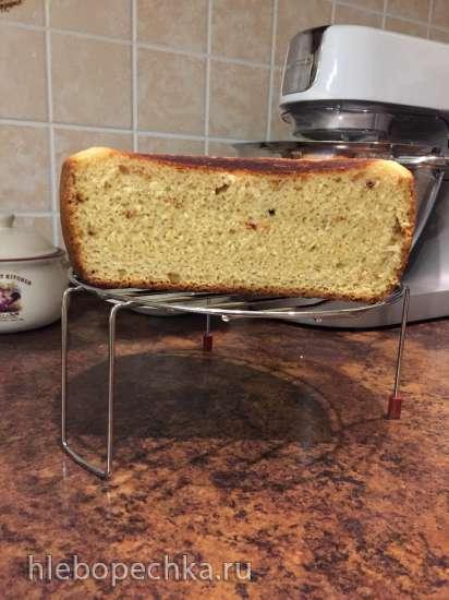 Итальянский пшеничный хлеб с вялеными томатами/Джабатта (мультиварка-скороварка Steba dd2)
