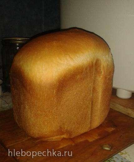 Panasonic SD-2501. Молочный хлеб