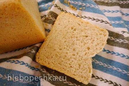 Хлеб на закваске в духовке