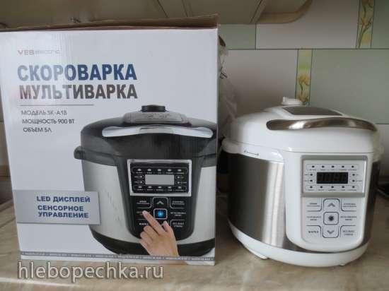 Мультиварка-скороварка  Ves SK-A18