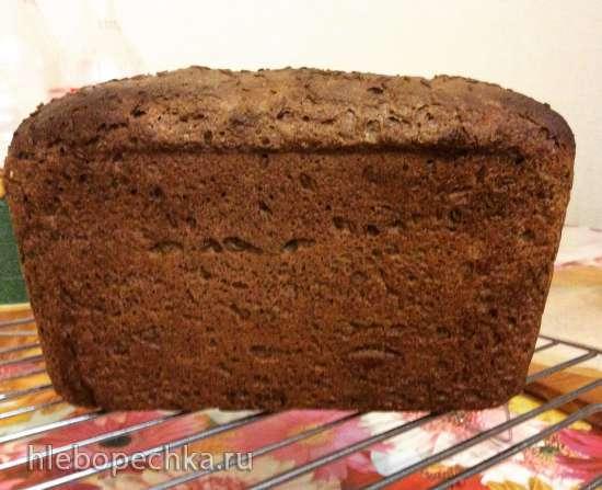 Хлеб пшенично- ржаной на закваске с солодом и анисом