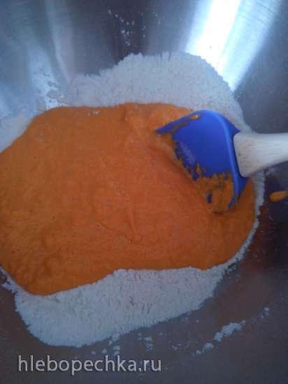 Бразильский морковный пирог в Panasonic SR-TMH10ATW