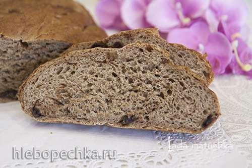 Итальянский хлеб с кусочками шоколада