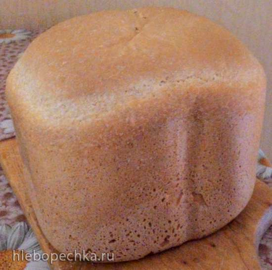 рецепты хлеба для хлебопечки morphy richards 48290