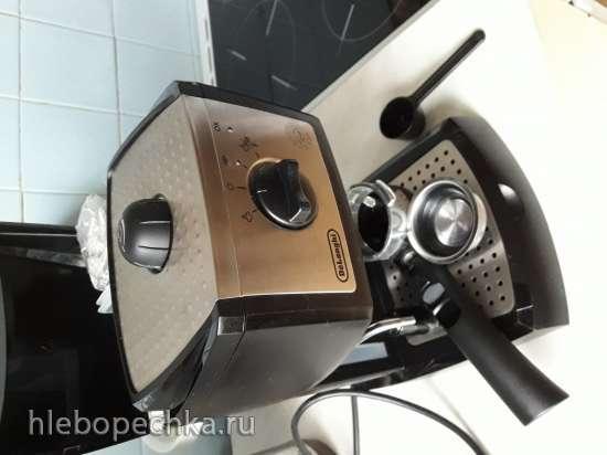 Продам кофеварку delonghi ec 155