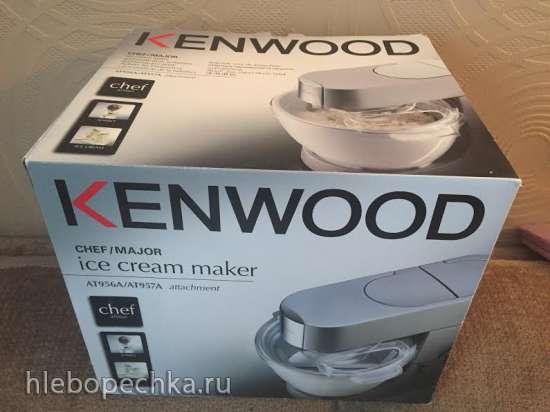 Продам новую насадку-мороженицу Kenwood AT956A