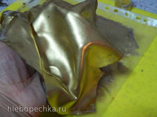 Съедобный шёлк (сатин)