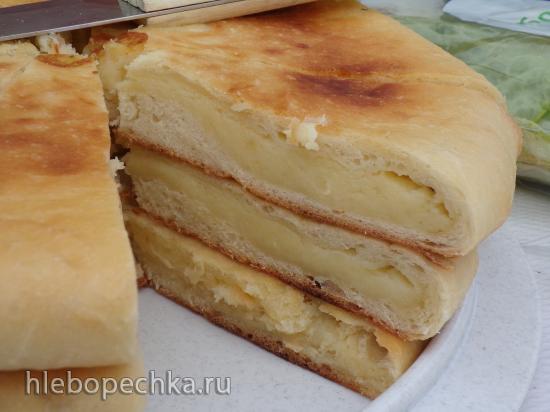 Пироги осетинские (рецепты)