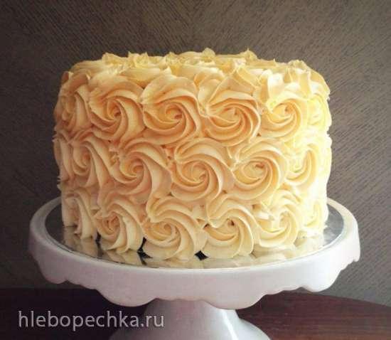 Крем на торт с фото