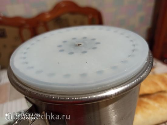 Чем смазывать толкатель колбасного шприца?