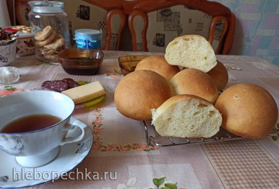 Булки картофельные для бургеров от Марка Синклера