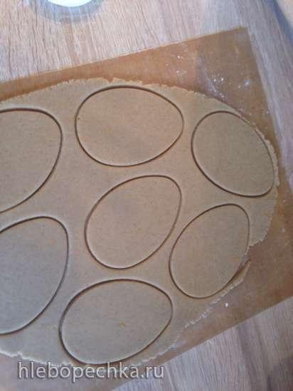 Рецепт мягких пряников, которые нужно выпекать сразу