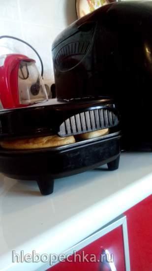 Быстрые булочки к вечернему кофе в Траволочке
