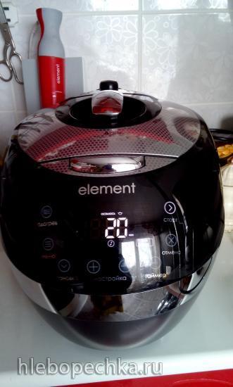 Мультиварка Element FWA 01 PB El