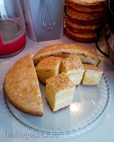 Пирог на кефире Алтайский