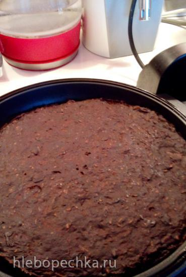 Брауни для стройной талии из цукини