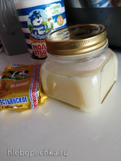 Молоко Сгущенное за 10 минут в мультиварке Steba