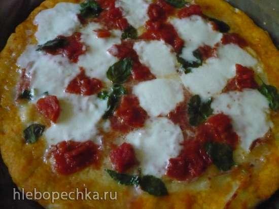 Лепешка с изюмом из ленивого теста на кефире (мультипечь GFB-1500 Pizza-grill)