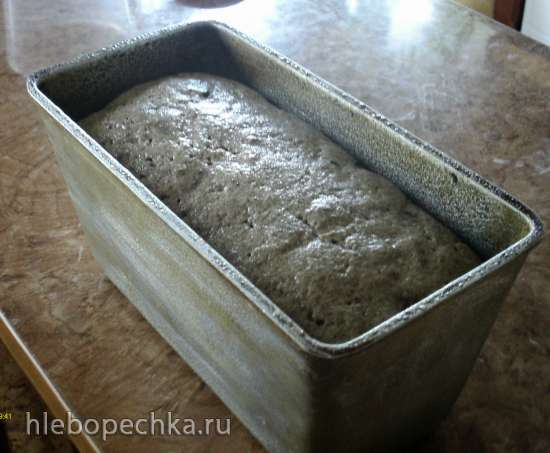 Ржаной хлеб (базовый) с удобным расписанием