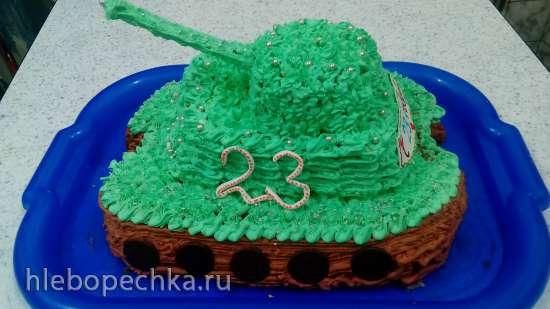Одноярусные свадебные торты фото 9