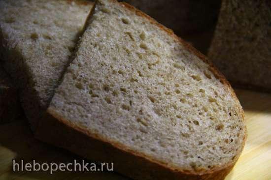Ирландский хлеб на «Гиннессе» и пахте без замеса