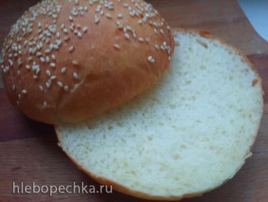 Булочки для классического гамбургера и «Биг Мака»