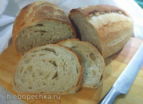Итальянский крестьянский хлеб