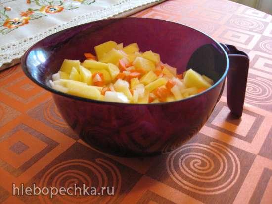Картофельное пюре «Любимое» (микроволновая печь)