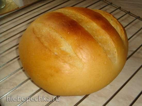 Pain Brie (хлеб по-нормандски)