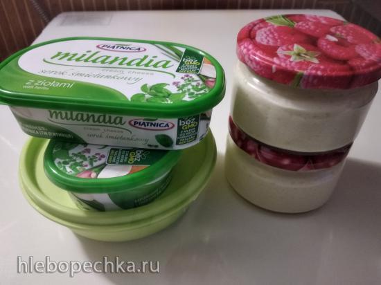 Плавленый сыр (утилизация некондиции)